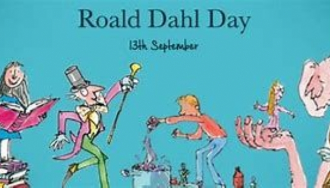 Roald Dahl Day Competition Winners