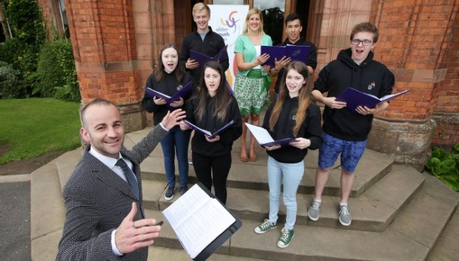 Bronagh wins Ulster Youth Choir bursary