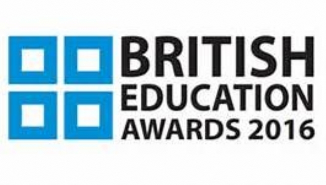 Past Pupil shortlisted for British Education Awards
