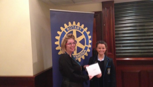 Ciara Dobbin Rotary Leadership Team