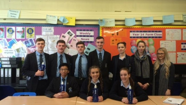 Year 14 Business Studies Enterprise Groups