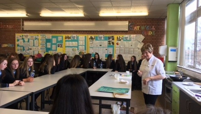 LMC demonstration Year 11 Food and Nutrition