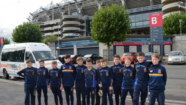 Year 9 take part GAA Play to Stay initiative