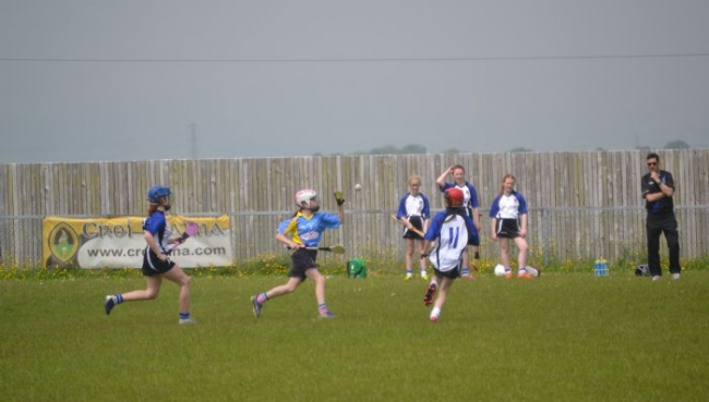 Ulster College's Year 8 Camogie Final